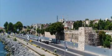 İstanbulun metruk surları restore ediliyor