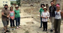 Sinoptaki Balatlar Arkeoloji kazılarında 5 kilise bulundu