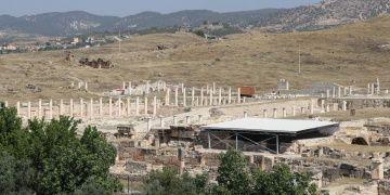 Tripolis ile Hierapolisi buluşturan tarihi yol tekrar açılacak