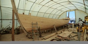 Antik Fenike teknesi ile boğazlar aşılmaya çalışılacak