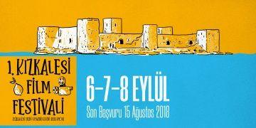 Kızkalesi Film Festivali 6 Eylülde Mersinde gerçekleşecek