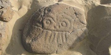 İç Moğolistandaki ilginç kaya resminin 7700 yıllık olduğu anlaşıldı
