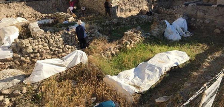 Bağlararası 2018 arkeoloji kazıları başladı