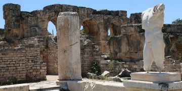 Afrodisyasta yetişen heykeltıraşlar dünya çapında ünlüydü