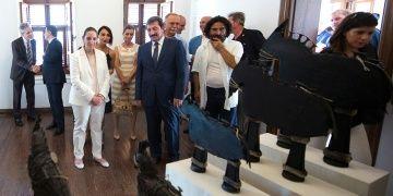 Düşler Ülkesi: Troya sergisi Çanakkalede açıldı