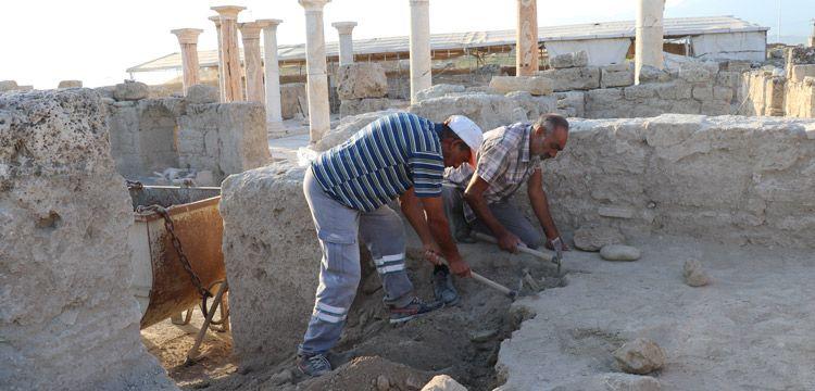 Prof. Dr. Celal Şimşek Laodikya'da yaşayan arkeoloji parkı kurmak istiyor