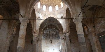 Şanlıurfanın yaşı belirsiz tarihi eseri: Germuş Kilisesi