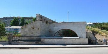 Erzurumun tarihi İstanbul Kapısının restorasyonu tamamlandı