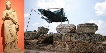 Pergede arkeologların umudu ilk kadın belediye başkanının mezarı