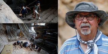 Prof. Dr. Harun Taşkıran: Karain arkeoloji kazıları biraz meşakkatli