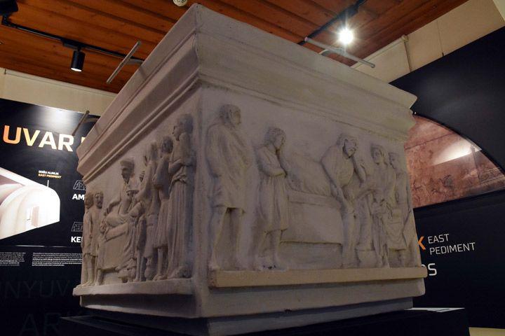 Uzunyuva Anıt Mezarı Arkeopark Alanı