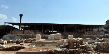 Milas Uzunyuva Anıt Mezarı ve Müze Kompleksi ziyarete açıldı