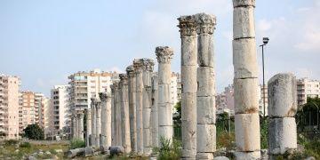 Soli Pompeiopolis Antik Kenti arkeoloji kazıları sona yaklaşıyor