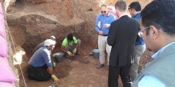 İranlı ve Danimarkalı arkeologlar Ganj Darehte neolitik devri araştırıyor
