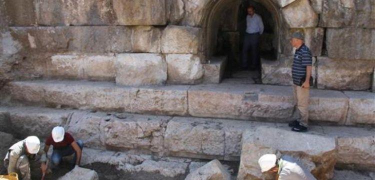 Örükaya Barajı'nda arkeoloji çalışmaları devam ediyor