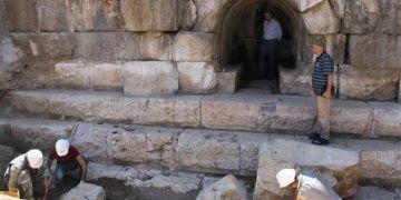 Örükaya Barajında arkeoloji çalışmaları devam ediyor
