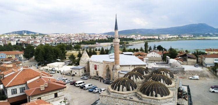 Yaşar Erdemir: Eşrefoğlu Camisi'ni kalıcı listeye aldırtacağız