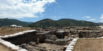 Komana Pontikada Helenistik dönem kalıntılarına ulaşıldı