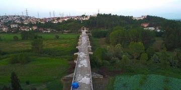 Ayasofya ile yaşıt Justinianus Köprüsü UNESCO listesine aday