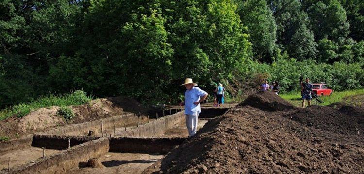 Arkeologlar Ukrayna'da en büyük İskit şehrini arıyorlar