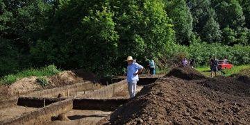 Arkeologlar Ukraynada en büyük İskit şehrini arıyorlar