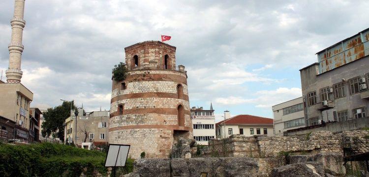 Edirne'deki Hadrianus Surlarının ayakta duran tek kulesi müze olacak