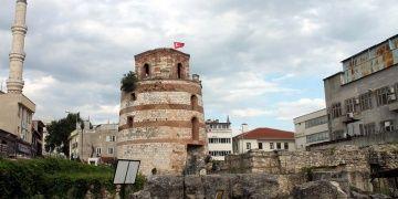 Edirnedeki Hadrianus Surlarının ayakta duran tek kulesi müze olacak