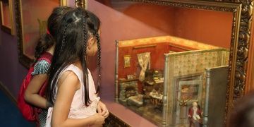 Canik Oyuncak Müzesi büyüklerin de ilgisini çekiyor