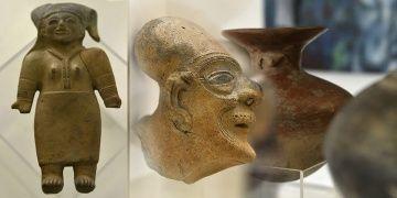 Ekvador Almanyadan geri aldığı tarihi eserleri sergiledi