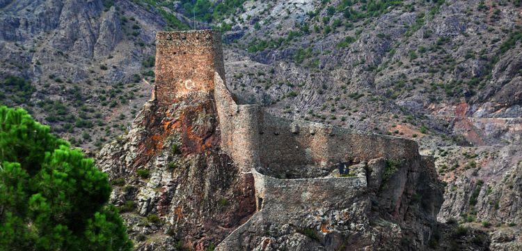 Geziye kapalı Artvin Kalesi turizme kazandırılmak isteniyor