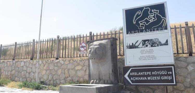 Arslantepe Höyüğü'ne karşılama merkezi yapılacak