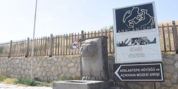 Arslantepe Höyüğüne karşılama merkezi yapılacak
