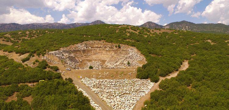 Kibyra'nın 2 bini atlı 30 bin kişilik ordusu vardı
