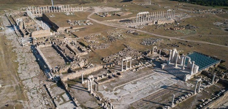 Laodikya antik kenti arkeoloji kazıları 15. yılını kutluyor
