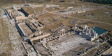 Laodikya Antik Kentinde turizm için umutlar Vatikana bağlandı