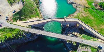 Dünyadaki en uzun taş kemerli köprü: Malabadi Köprüsü