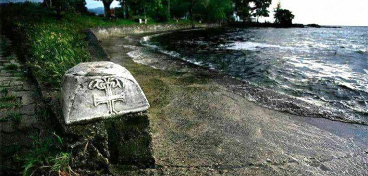 İznik'te 900 yıllık tarihî sütun başlığı ortadan kayboldu