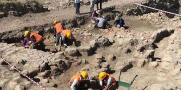 Tepeköyü Höyüğünde 4 Kültür tabakası keşfedildi