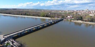 Edirnenin simgeleri Meriç ve Tunca köprüleri onarıma girecek