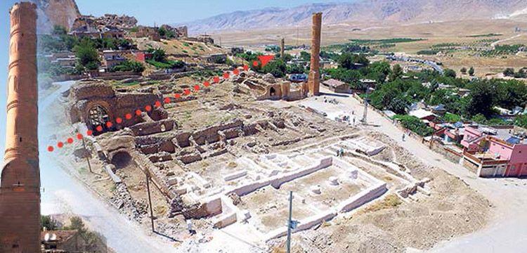 Hasankeyf'teki tarihi minare taş taş sökülerek taşınacak