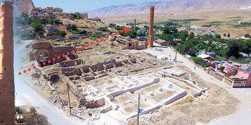 Hasankeyfteki tarihi minare taş taş sökülerek taşınacak