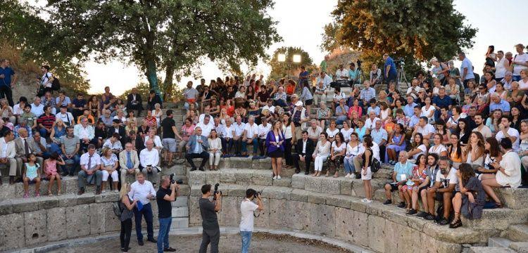 2018 Uluslararası Troia Festivali törenle başladı