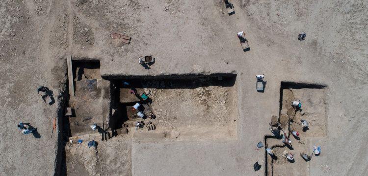 Gordion Antik kentinin henüz onda biri kazılabildi