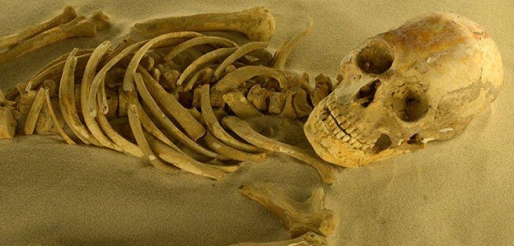 Meksika'da Puyil mağarasında Mayalara ait iskeletler bulundu