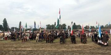 Macaristandaki Hun Kurultayı Türkleri buluşturdu