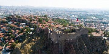 Cumhuriyet tarihinin ilk müzesi: Ankara Kalesi