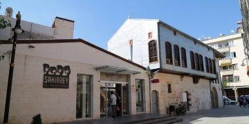 Kastel ve Livas içeren müze: Şahinbey Milli Mücadele Müzesi