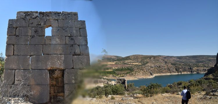 Adıyaman'da 2 bin yılllık gözetleme kulesi keşfedildi