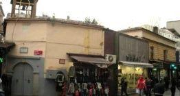 Defineciler Beşiktaştaki kiliseye 9 metrelik kuyu kazdılar