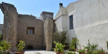Girnedeki Yıkık Kulenin restorasyonu tamamlandı